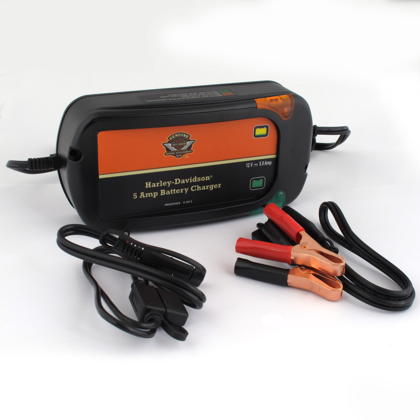 genuine harley davidson battery charger 5 amp 100 to 240 vac 50hz 60hz ebay. Black Bedroom Furniture Sets. Home Design Ideas