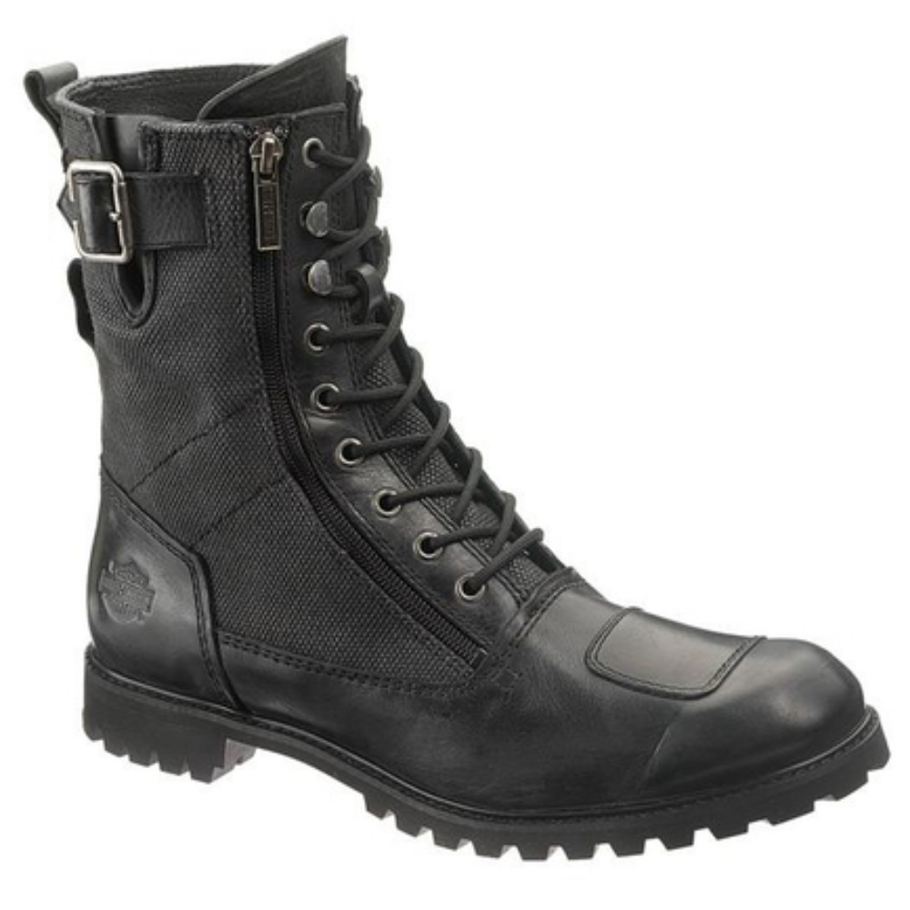 genuine harley davidson detonator mens boots black 11 ebay